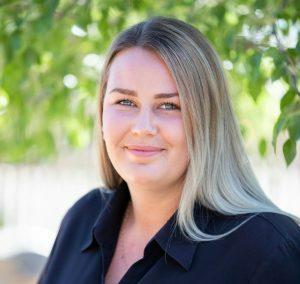 image of jamie, director of fairley