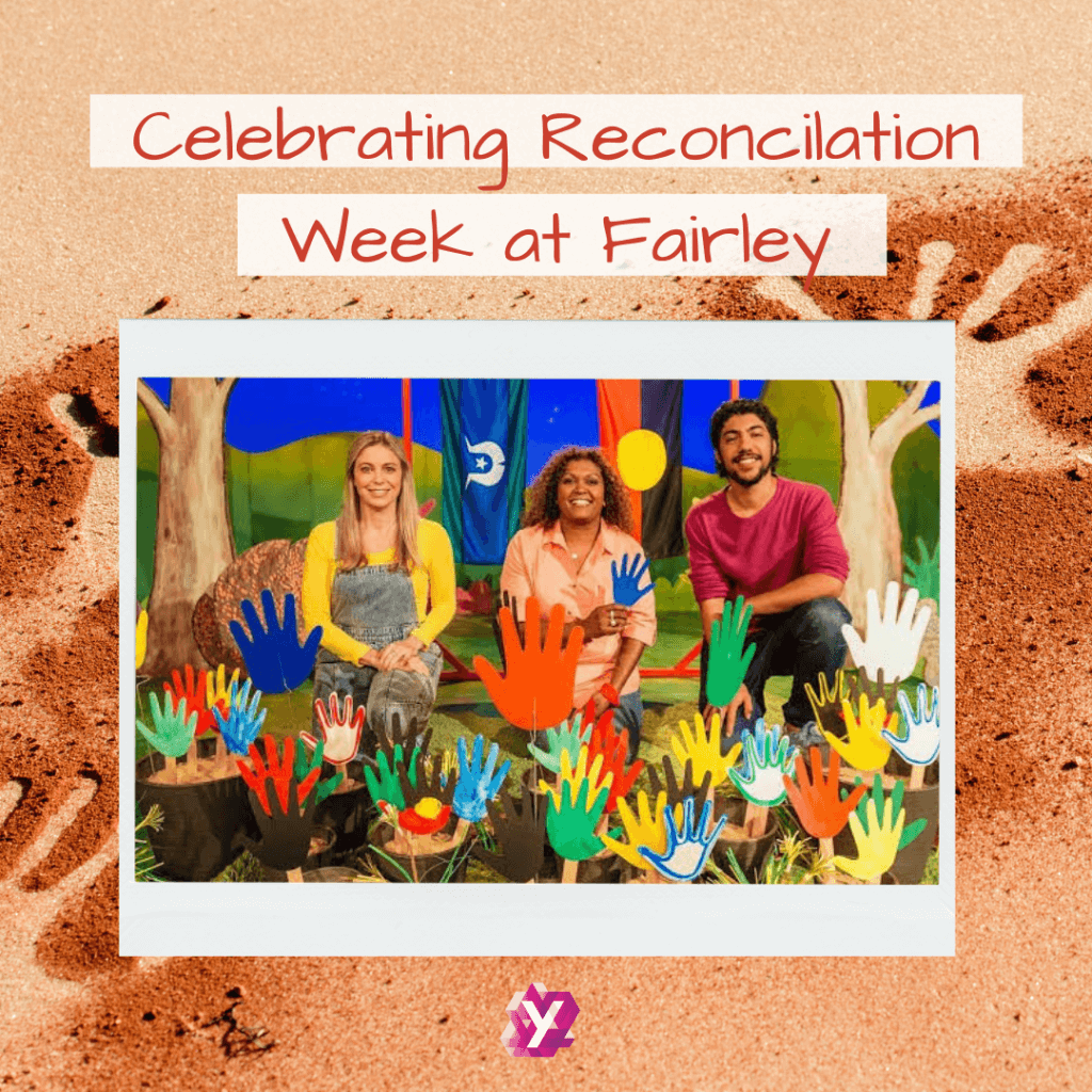 image of reconciliation celebrations at Fairley